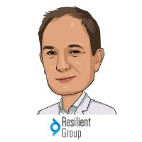 Marc Rechter | Co-Founder & CEO | Resilient Group » speaking at SPARK