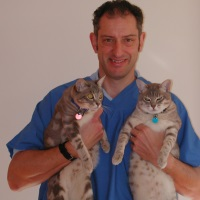 Dr Anthony Caiafa, Qualified human & veterinary dentist, James Cook University