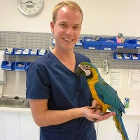 Dr Hamish Baron | Director | Unusual Pet Vets » speaking at The Vet Expo