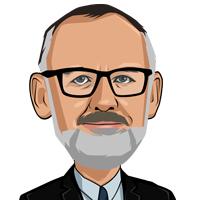 Bernard Carlon at National Roads & Traffic Expo 2020