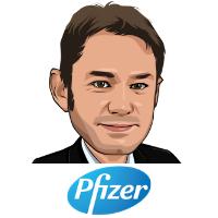 Michael Frank | Senior Director, Breakthrough Change Studio | Pfizer » speaking at Future Labs