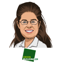 Sibylle Brunner | deputy CEO | Green Building CH » speaking at Future Labs