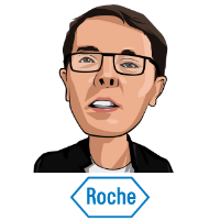 Alain Bindels | Head Of Innovation Facilitation | Roche » speaking at Future Labs