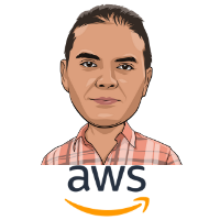 Wajahat Aziz | Global ML/HPC Research Solutions Architect | Amazon Web Services » speaking at Future Labs