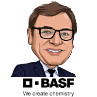 Joachim Richert | Vice President of the Competence Centre Analytics | BASF » speaking at Future Labs