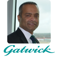 Abhi Chacko | Director of Innovation | Gatwick Airport » speaking at World Aviation Festival