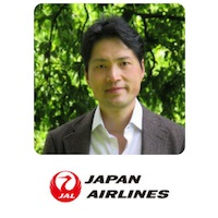 Akira Mitsumasu | Vice President, Global Marketing | Japan Airlines » speaking at World Aviation Festival