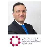 Suhail Kadri | Vice President Technology and Innovation | Hamad International Airport » speaking at World Aviation Festival