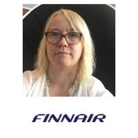 Minna Karha | Head Of Data | Finnair » speaking at World Aviation Festival