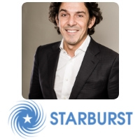 Francois Chopard | Chief Executive Officer | Starburst » speaking at World Aviation Festival