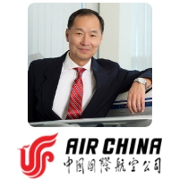 Zhihang Chi | Vice President North America | Air China Limited » speaking at World Aviation Festival