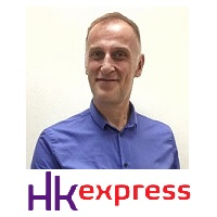 Jonathan Hutt | Commercial Director | HK Express » speaking at World Aviation Festival