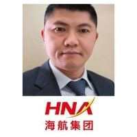 Chen Mingqiong | General Manager, Commercial Committee | HNA AVIATION GROUP » speaking at World Aviation Festival