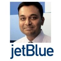 Eash Sundaram | Executive Vice President - Chief Digital and Technology Officer | JetBlue Airways Corp » speaking at World Aviation Festival