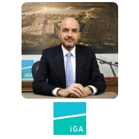 Kadri Samsunlu | CEO | ISTANBUL AIRPORT » speaking at World Aviation Festival