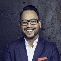 Jerald Singh |  | Grab » speaking at MOVE Asia
