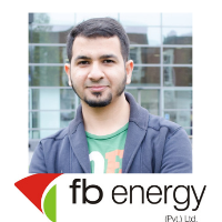 Bilal Shahid | Senior Design Engineer | FB ENERGY » speaking at Solar & Storage Live