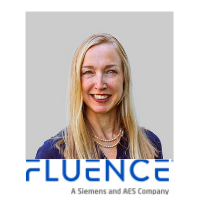 Rebecca Boll | Chief Product Officer | Fluence Energy » speaking at Solar & Storage Live