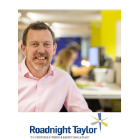 Hugh Taylor | Chief Executive Officer | Roadnight Taylor Ltd » speaking at Solar & Storage Live