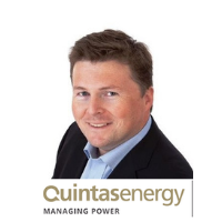 Declan O'Halloran | Chief Executive Officer | Quintas Energy » speaking at Solar & Storage Live
