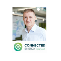 Matthew Lumsden | CEO | Connected Energy » speaking at Solar & Storage Live