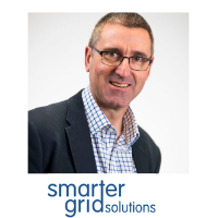 Graham Ault | Executive Vice President Of Operators And General Manager | Smarter Grid Solutions » speaking at Solar & Storage Live