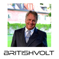 Lars Carlstrom | Founder / Executive Chairman | BritishVolt » speaking at Solar & Storage Live