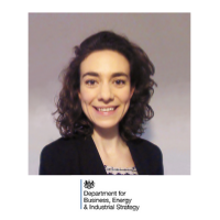 Nina Klein | Energy Engineer | Department for Business, Energy & Industrial Strategy » speaking at Solar & Storage Live