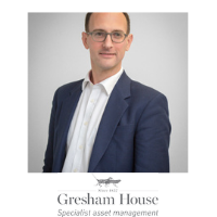 Ben Guest | Head Of New Energy And British Strategic Investment Fund | Gresham House Plc » speaking at Solar & Storage Live