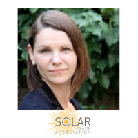 Cherry Parker | Head of Business Development and Marketing | Solar Trade Association » speaking at Solar & Storage Live