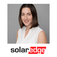 Christelle Barnes | Country Manager - Uk | SolarEdge » speaking at Solar & Storage Live
