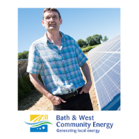 Peter Capener | Managing Director | Bath And West Community Energy » speaking at Solar & Storage Live