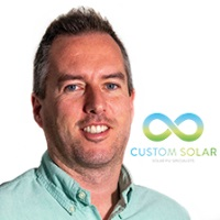 Matthew Brailsford | Managing Director | Custom Solar » speaking at Solar & Storage Live