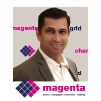 Maxson Lewis | Managing Director | Magenta Group » speaking at Solar & Storage Live