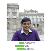 Rajarshi Sahai | Chief Business Officer | Adaptive City Mobility » speaking at Solar & Storage Live