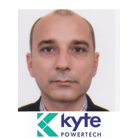 Gokhan Kalkan | Design Manager | Kyte Powertech (previously CG Power) » speaking at Solar & Storage Live