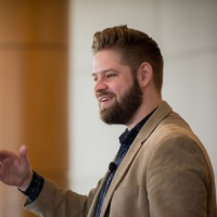 Justin Reilly | Chief Product  Officer | Ting » speaking at TWME