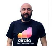 Bahadir Ozdemir | Founder And Chief Executive Officer | Airalo » speaking at TWME