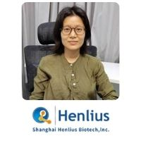 Liqi Xie | Manager | Shanghai Henlius Biotech., Inc » speaking at Festival of Biologics