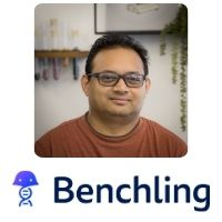 Prem Mohanty | Product Marketing Manager | Benchling » speaking at Festival of Biologics