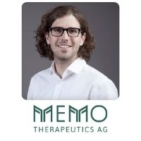 Marcel Weber | Head of Preclinical Development | Memo Therapeutics AG » speaking at Festival of Biologics