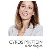 Maria Gianelli | Field Application Specialist | Gyros Protein Technologies » speaking at Festival of Biologics