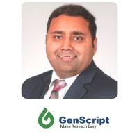 Nishant Saxena | Product Manager | GenScript Inc. USA » speaking at Festival of Biologics