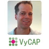 Arjan Tibbe | Chief Executive Officer | VyCAP » speaking at Festival of Biologics