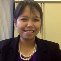 May Nyein at EduTECH Asia 2020