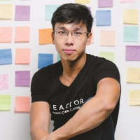 Rusydi Khairul | Co-Founder And Chief Executive Officer | Reactor » speaking at EduTECH Asia