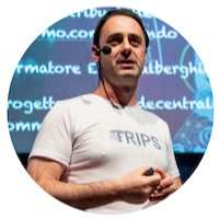 Luca De Giglio, Chief Executive Officer, Trips Community