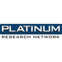 Platinum Research Network at World Vaccine Congress Europe 2020