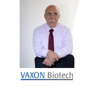 Mr Kostas Kosmatopoulos   Chief Executive Officer   Vaxon Biotech » speaking at Vaccine Europe