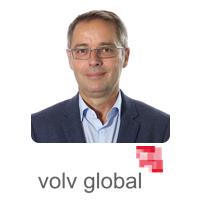 Christopher M de M Rudolf | CEO | volv global » speaking at Orphan Drug Congress